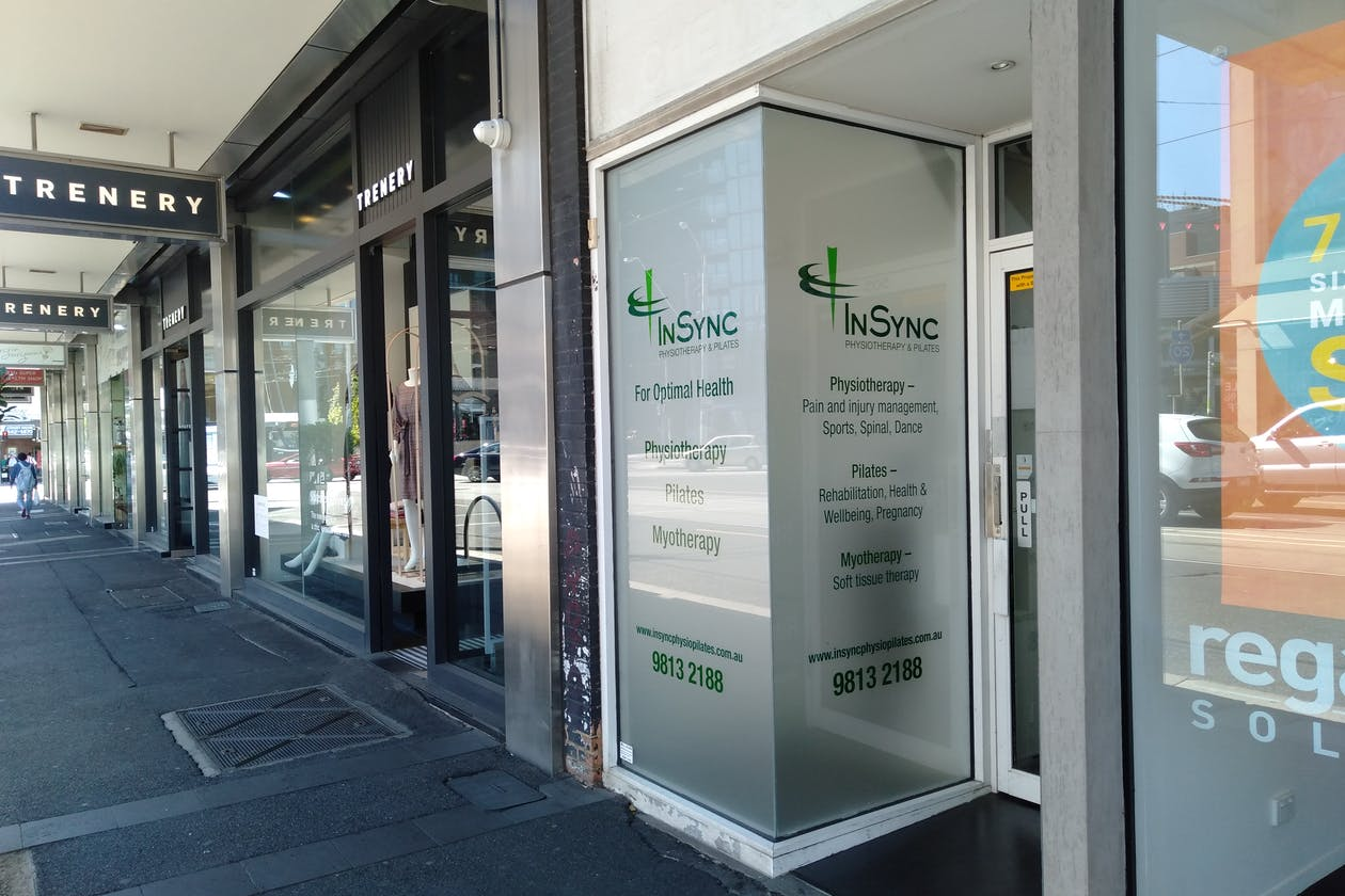 InSync Physiotherapy & Pilates