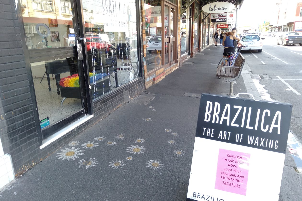 Brazilica Art of Waxing - Brunswick