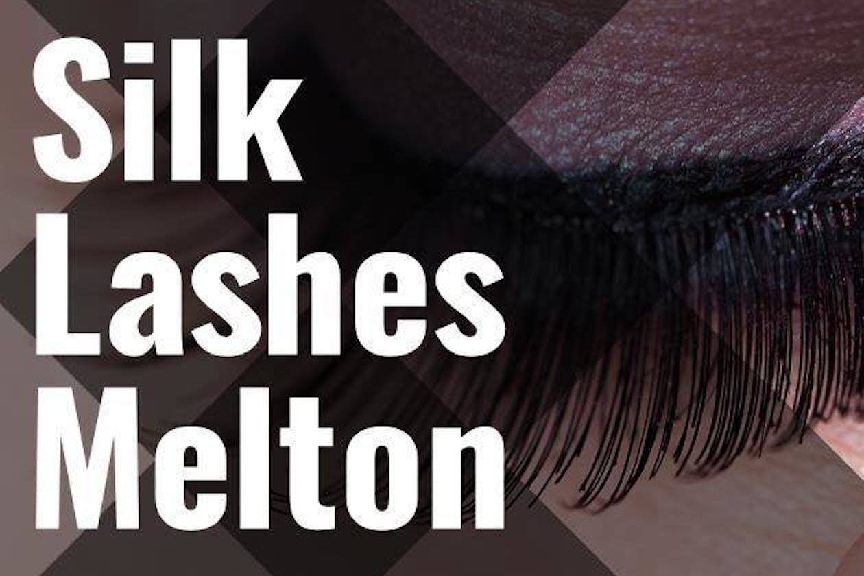 Silk Lashes Melton
