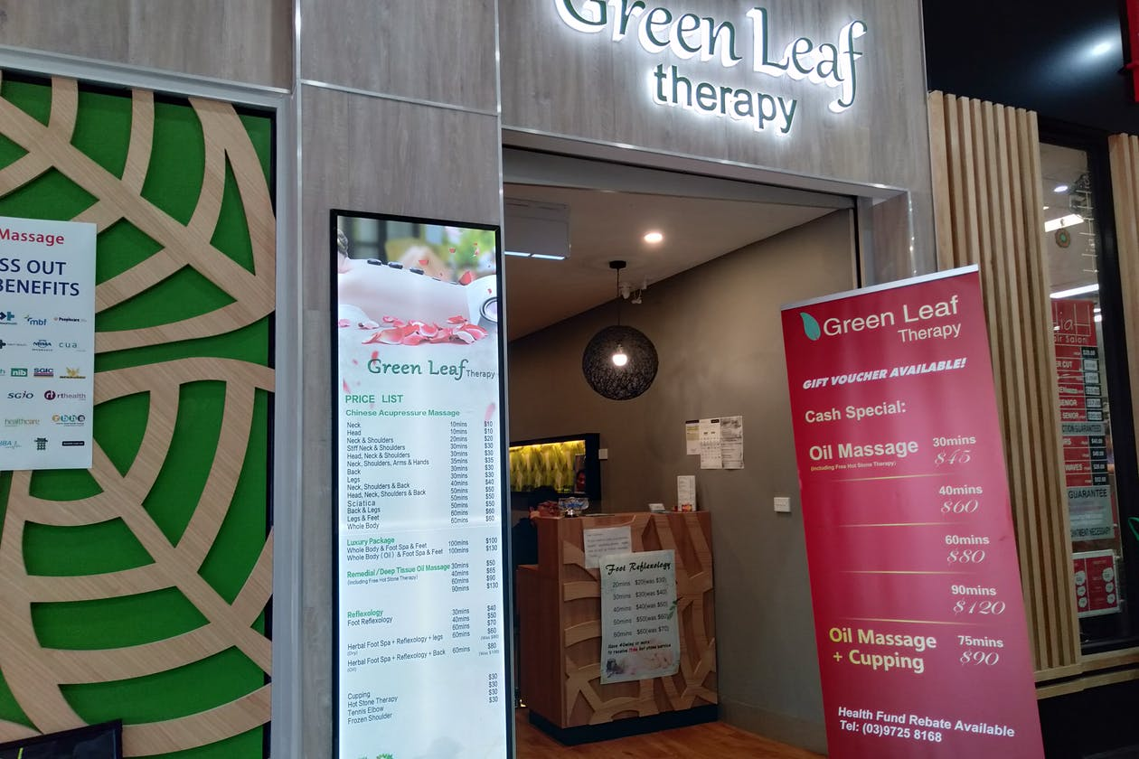 Green Leaf Therapy