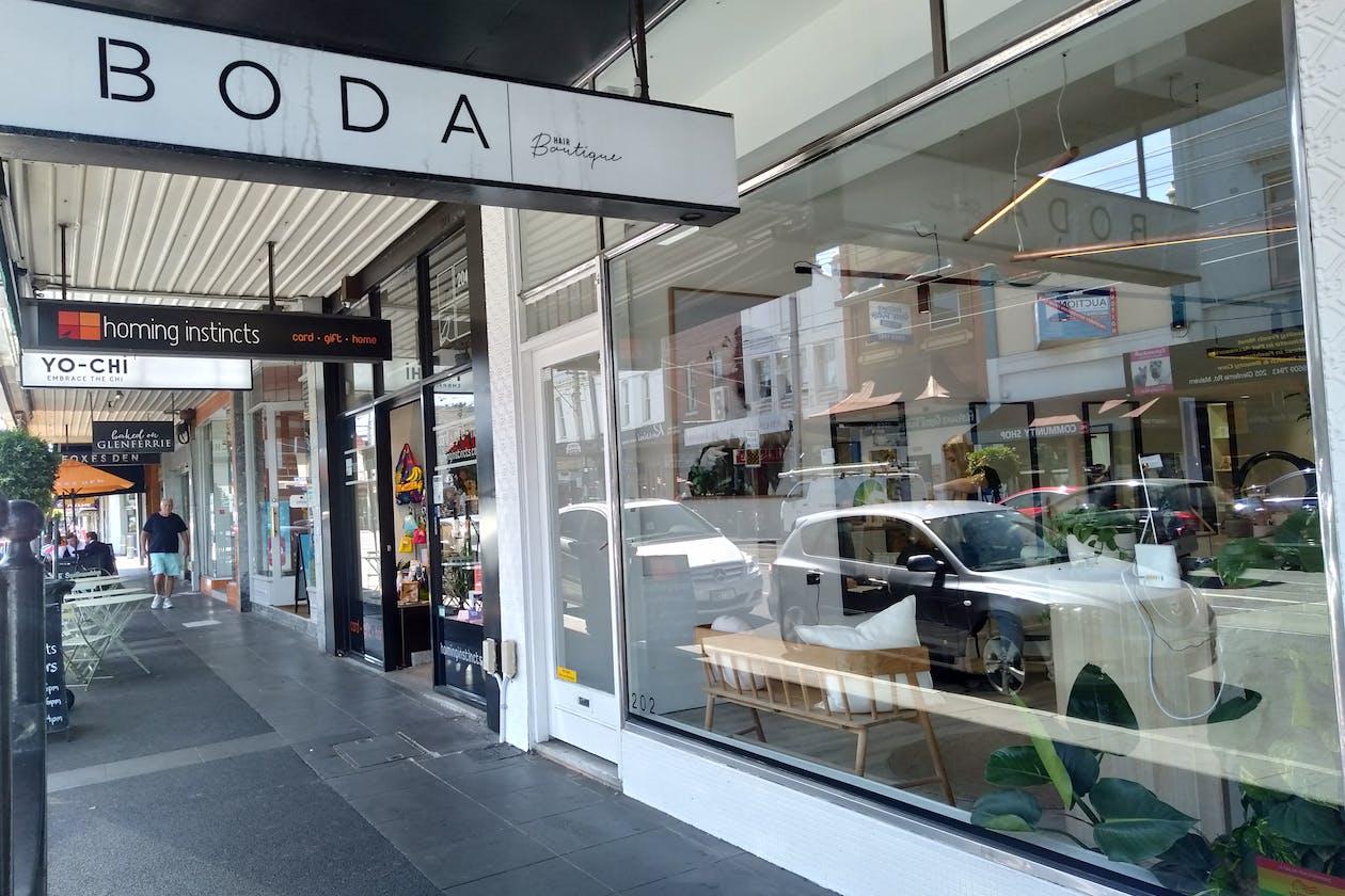 Boda Hair Boutique - Malvern