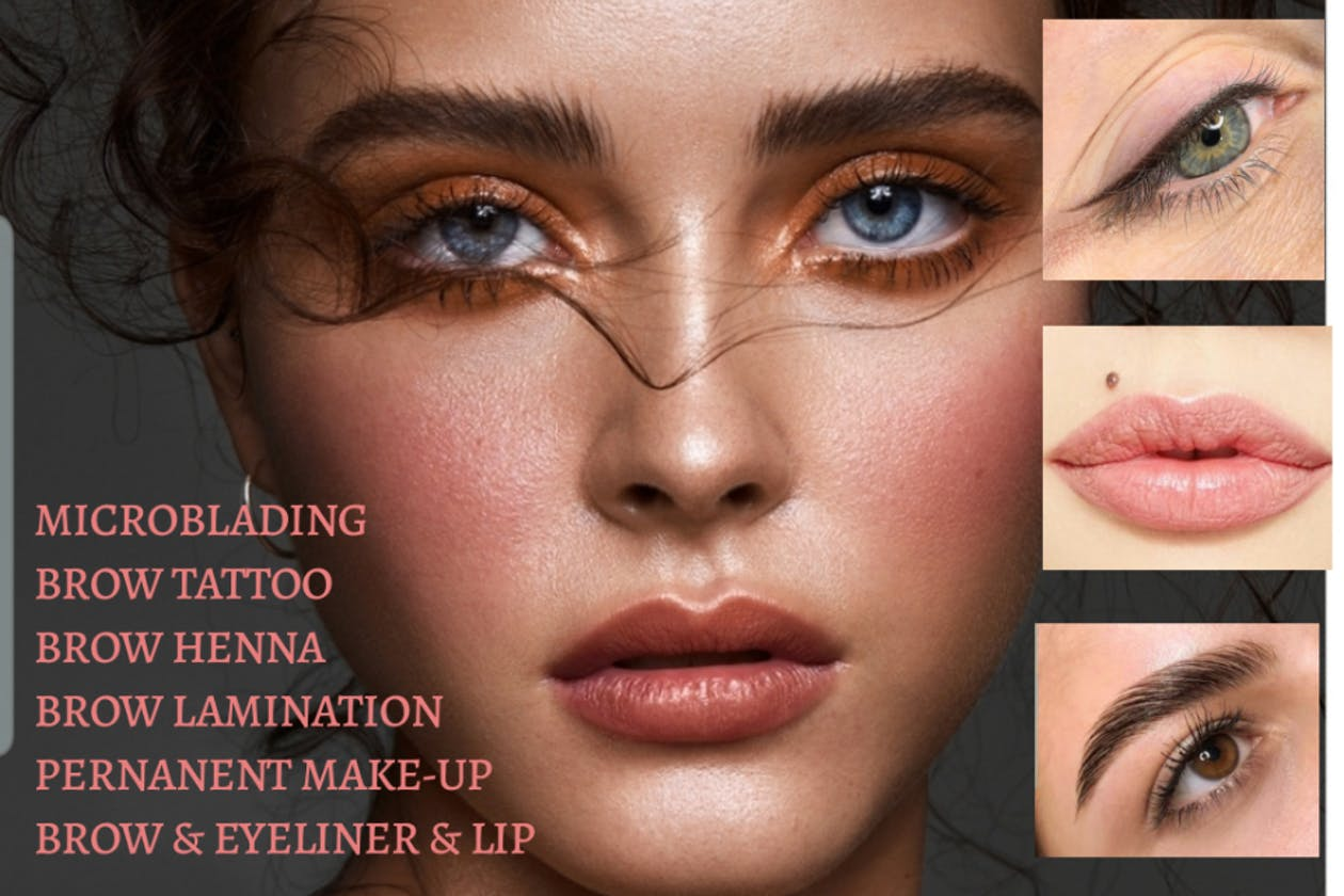 BROW & PERMANENT MAKE-UP by RFE 2020