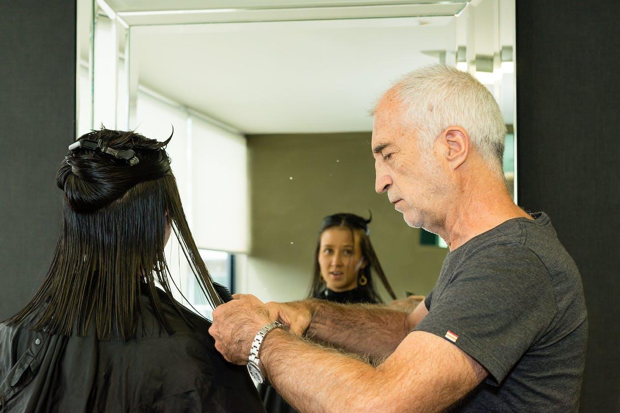 Dario Chicco Haircuts at VOI image 5