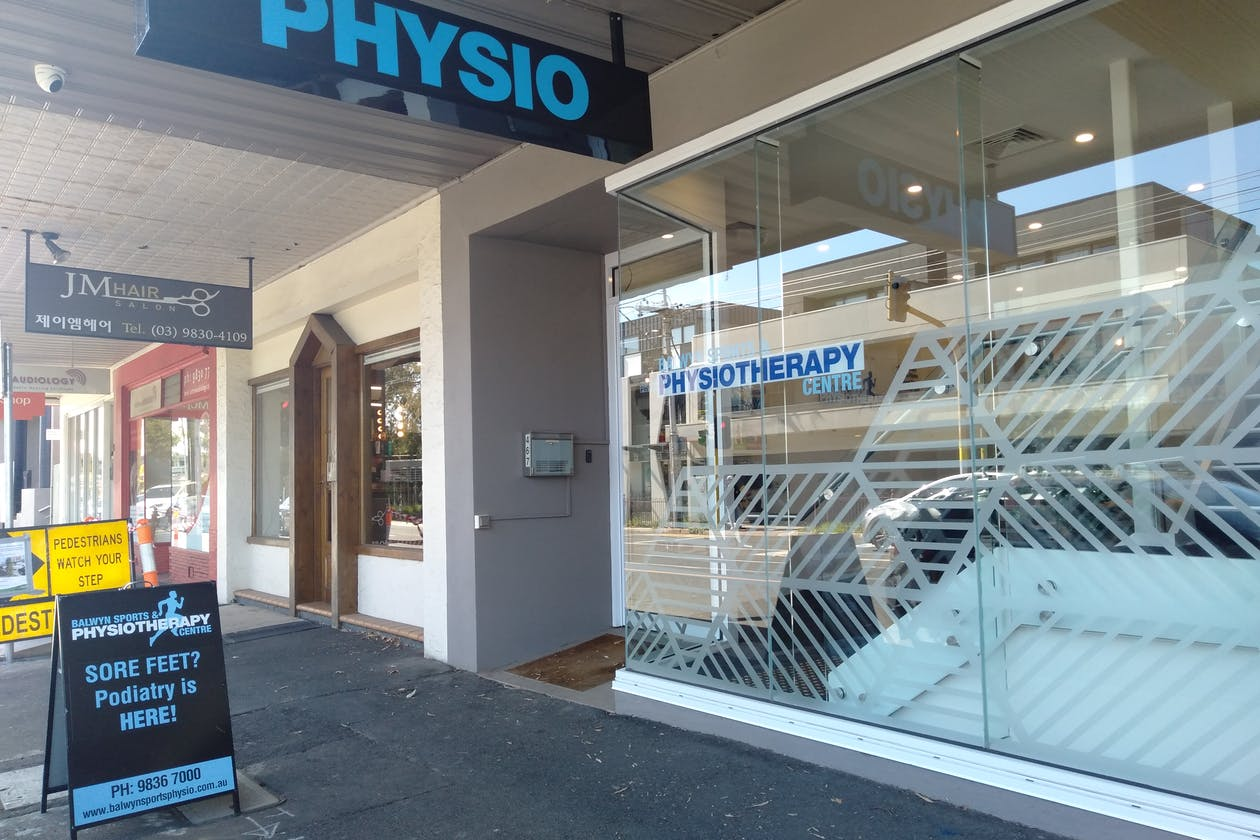 Balwyn Sports & Physiotherapy Centre