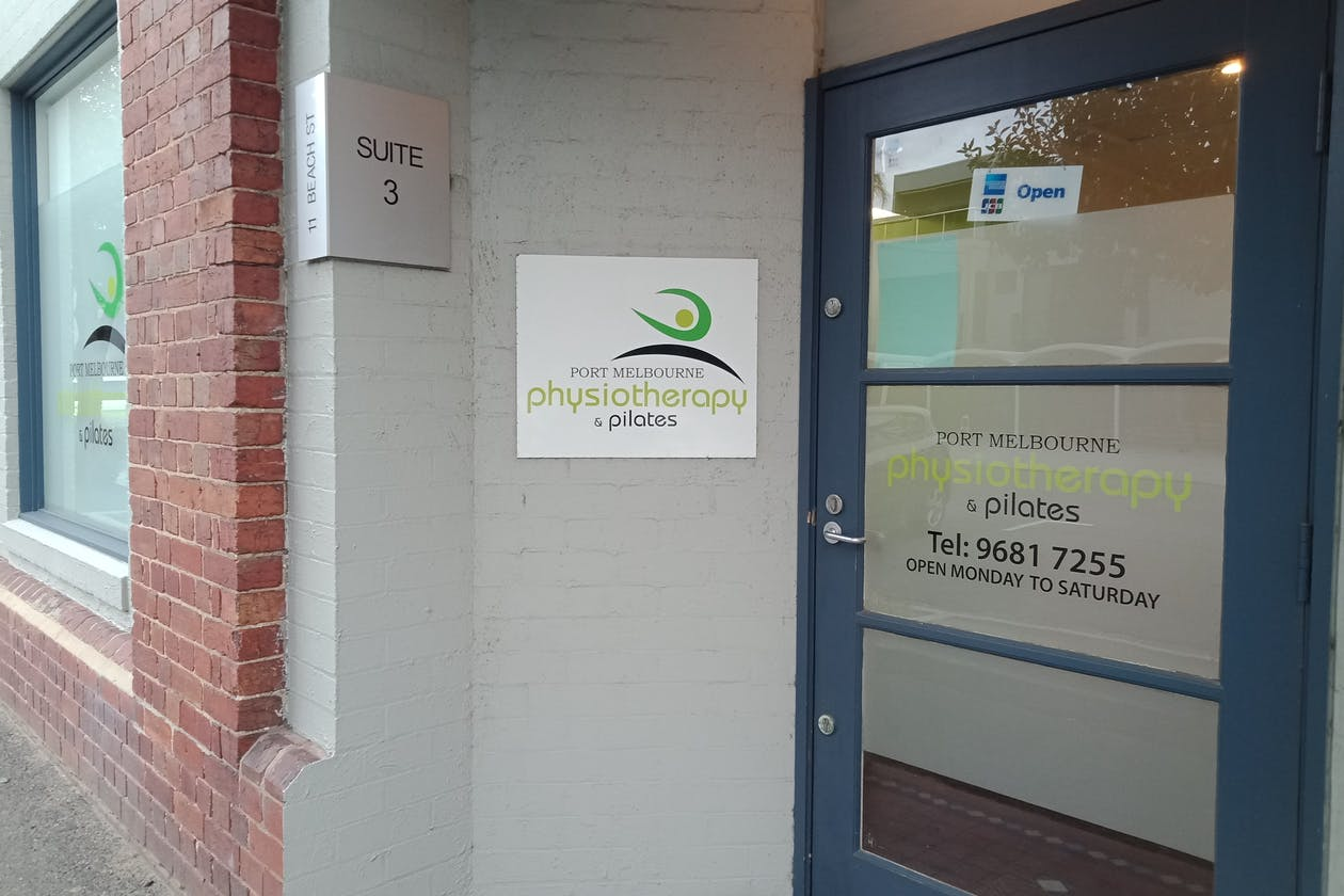 Port Melbourne Physiotherapy and Pilates image 2