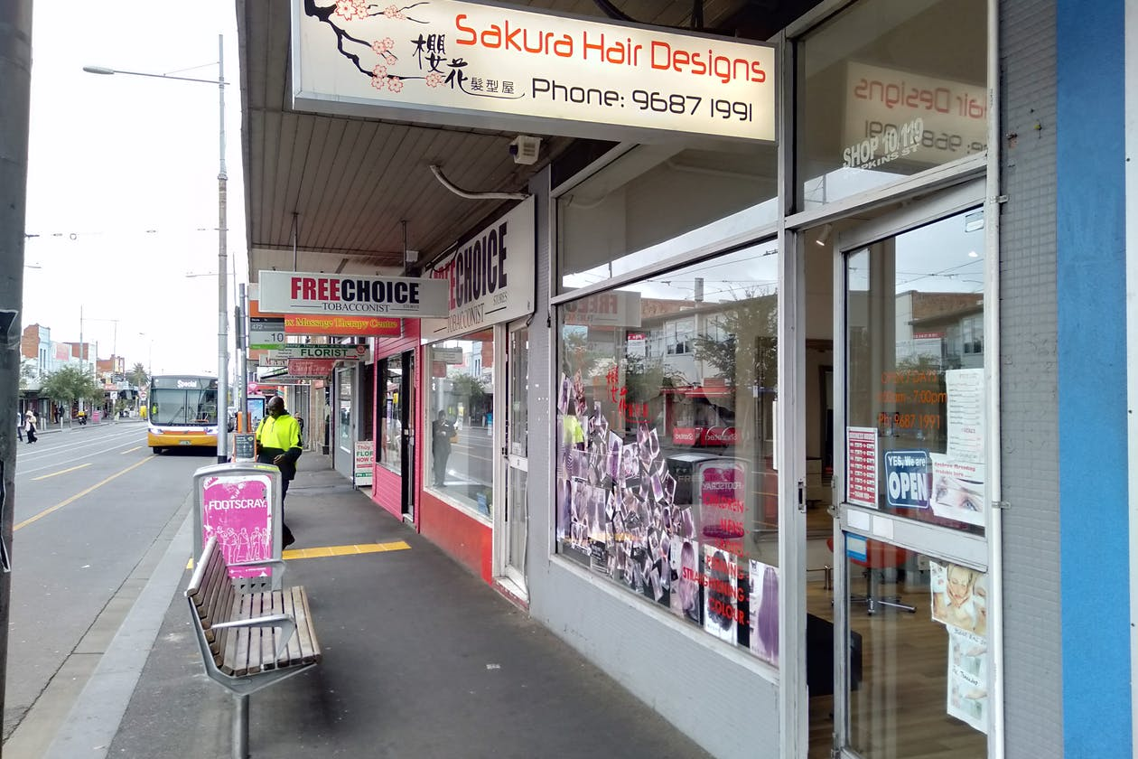 Sakura Hair Designs