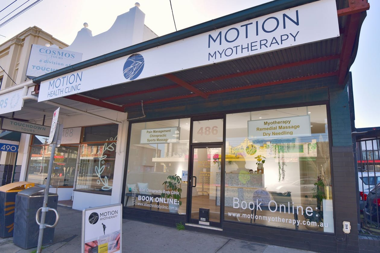 Motion Myotherapy Northcote Remedial Massage Melbourne image 13