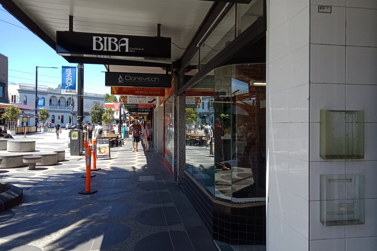 Biba - St Kilda