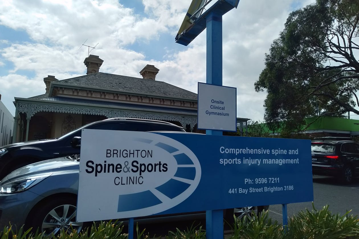 Brighton Spine and Sports Clinic