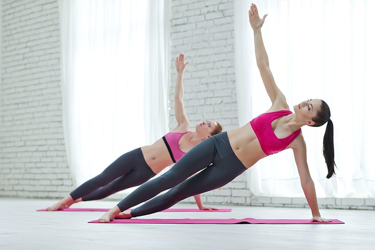 Balance & Control Pilates