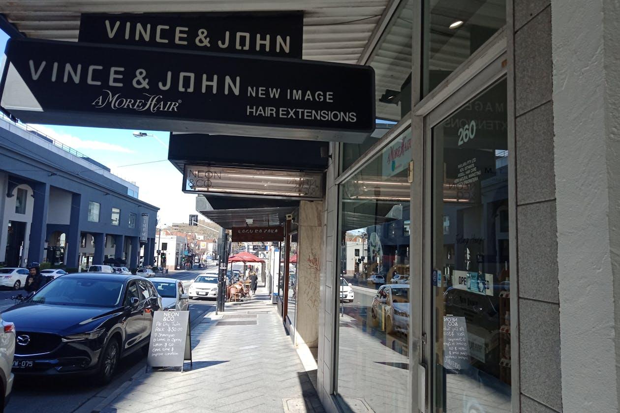 Vince & John New Image