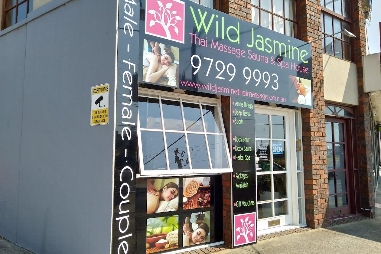 Wild Jasmine Thai Massage & Sauna House