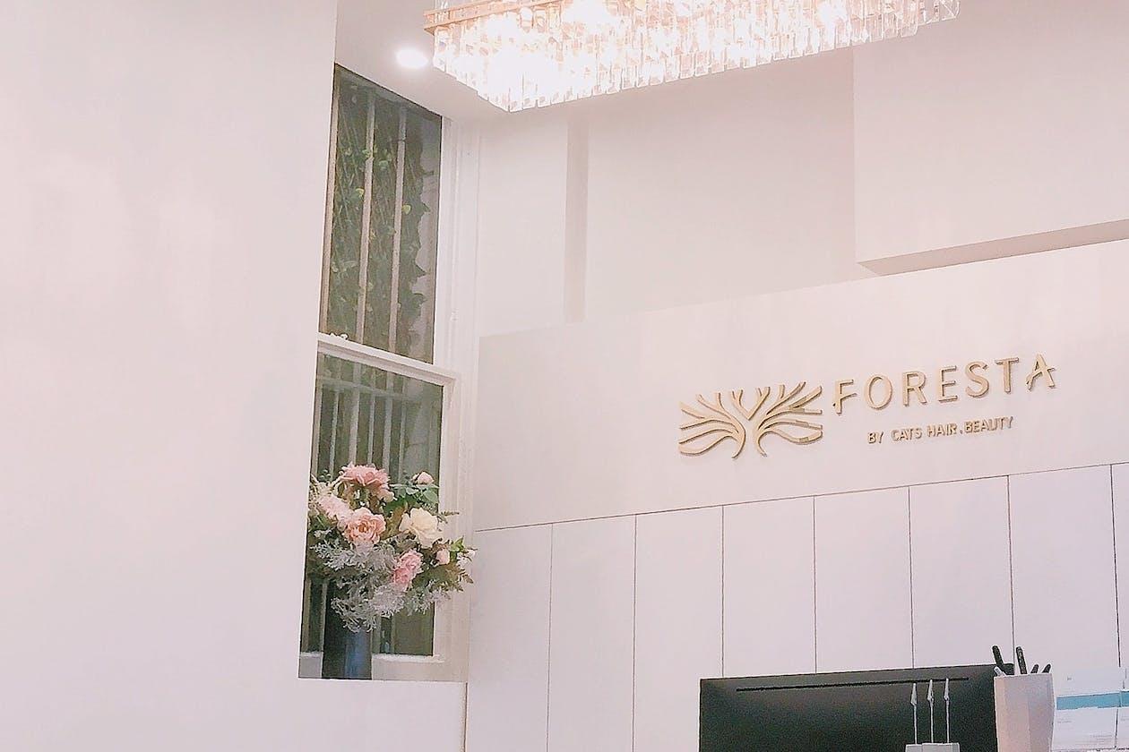 Foresta Hair on A'Beckett image 6