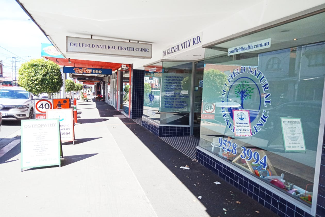 Caulfield Natural Health Clinic