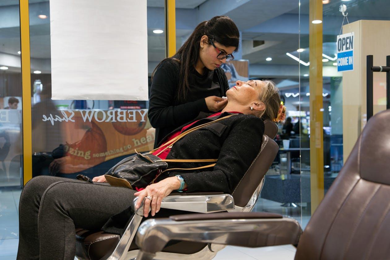 Eyebrow Shape Threading & Waxing - Rundle Mall Myer image 5