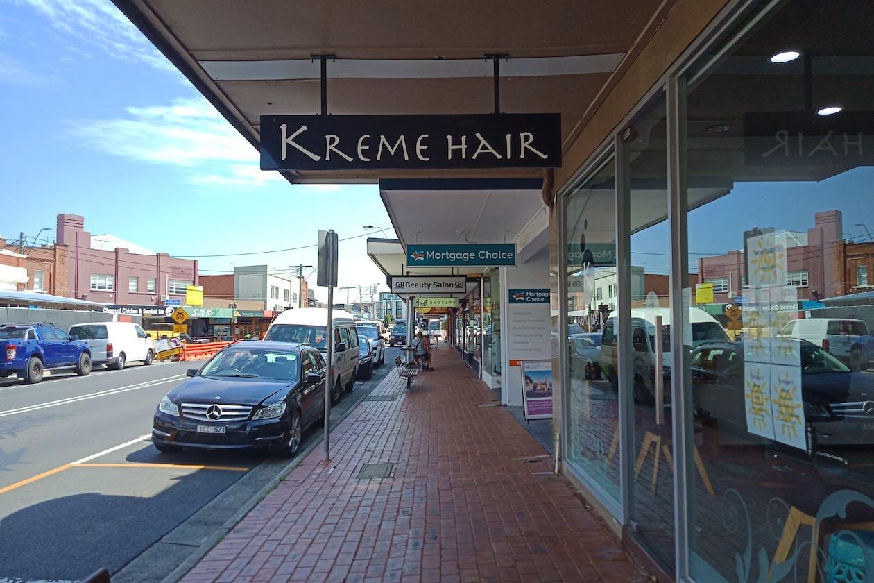 Kreme Hair