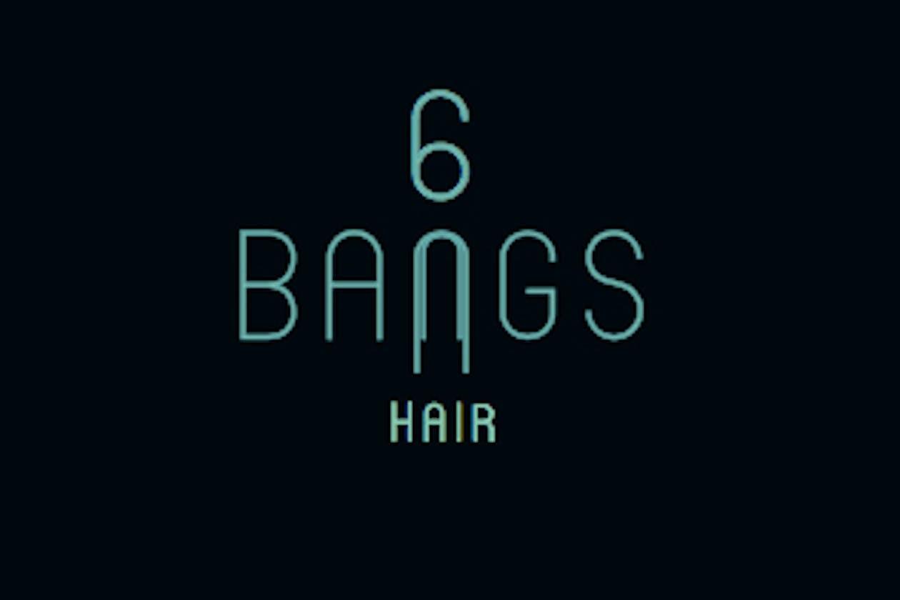 6 Bangs Hair