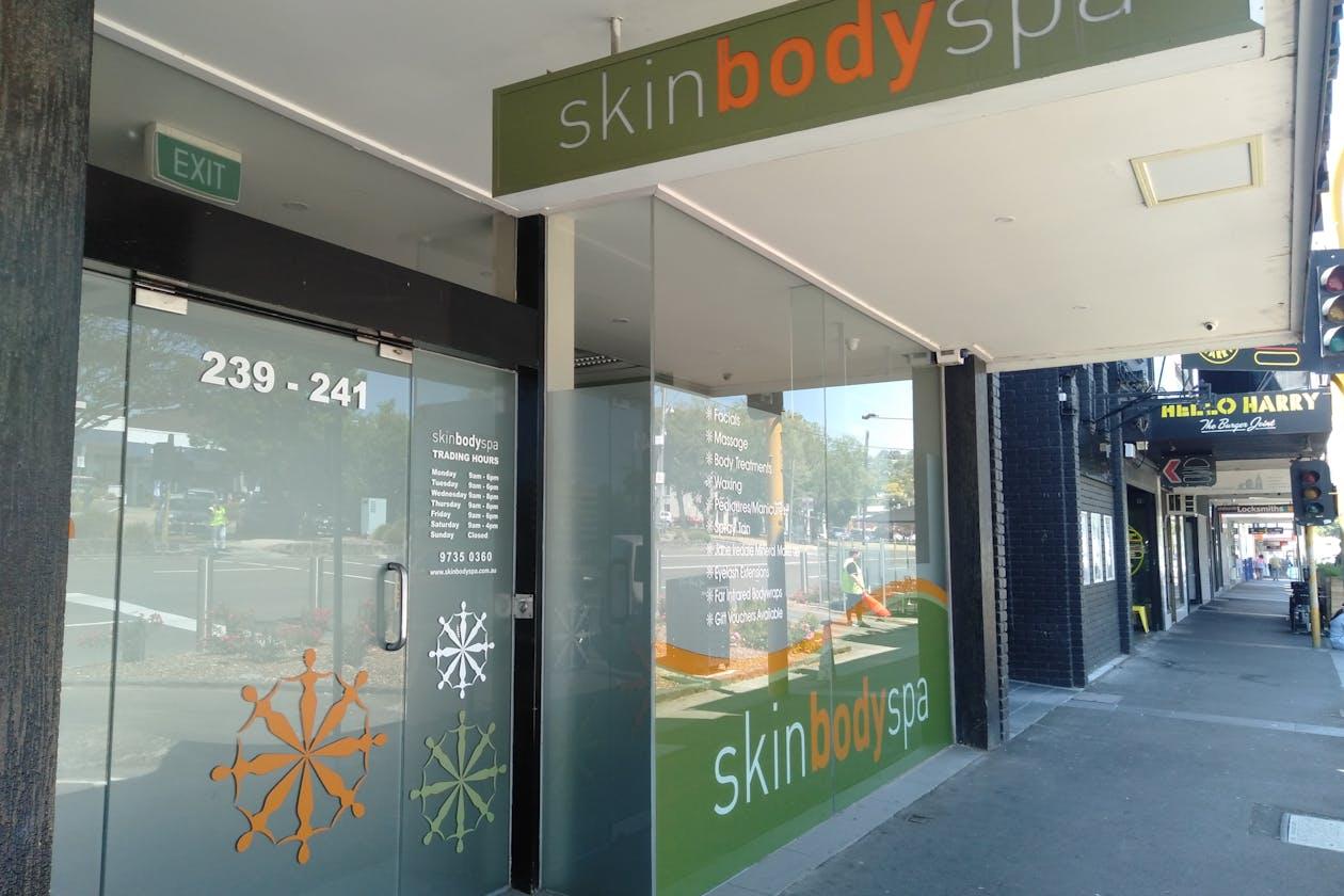 Skin Body Spa