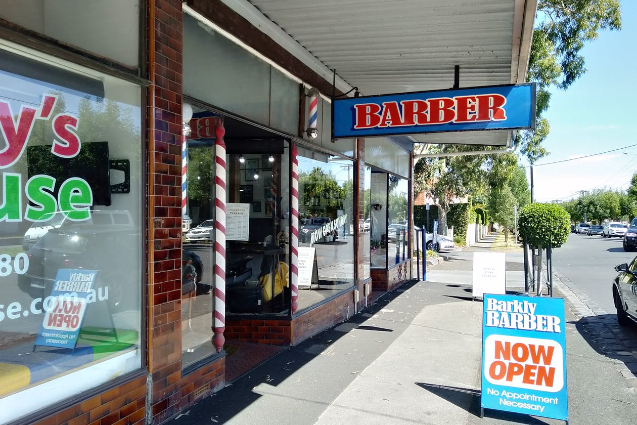 Barkly Barber
