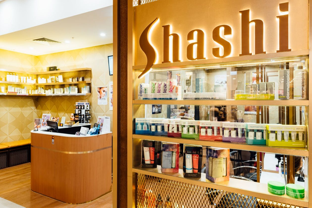 Shashi Hair, Beauty & Day Spa - Top Ryde