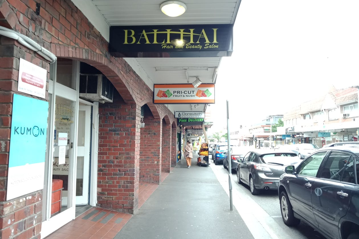 Bali Hai Hair and Beauty Salon