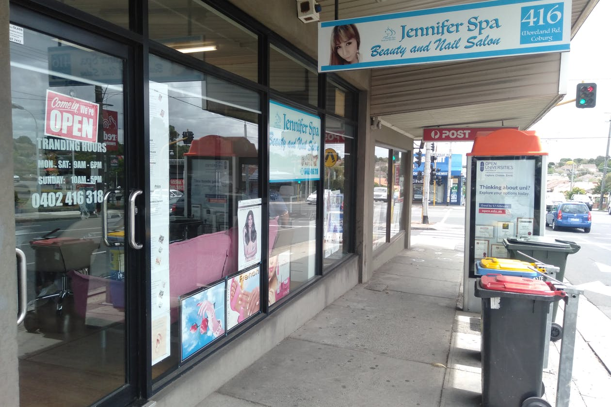 Jennifer Spa Beauty and Nail Salon