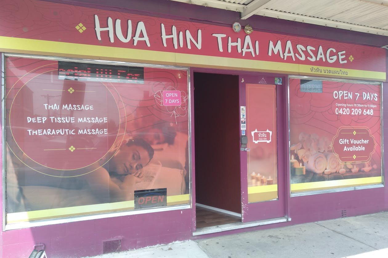 Hua Hin Thai Massage