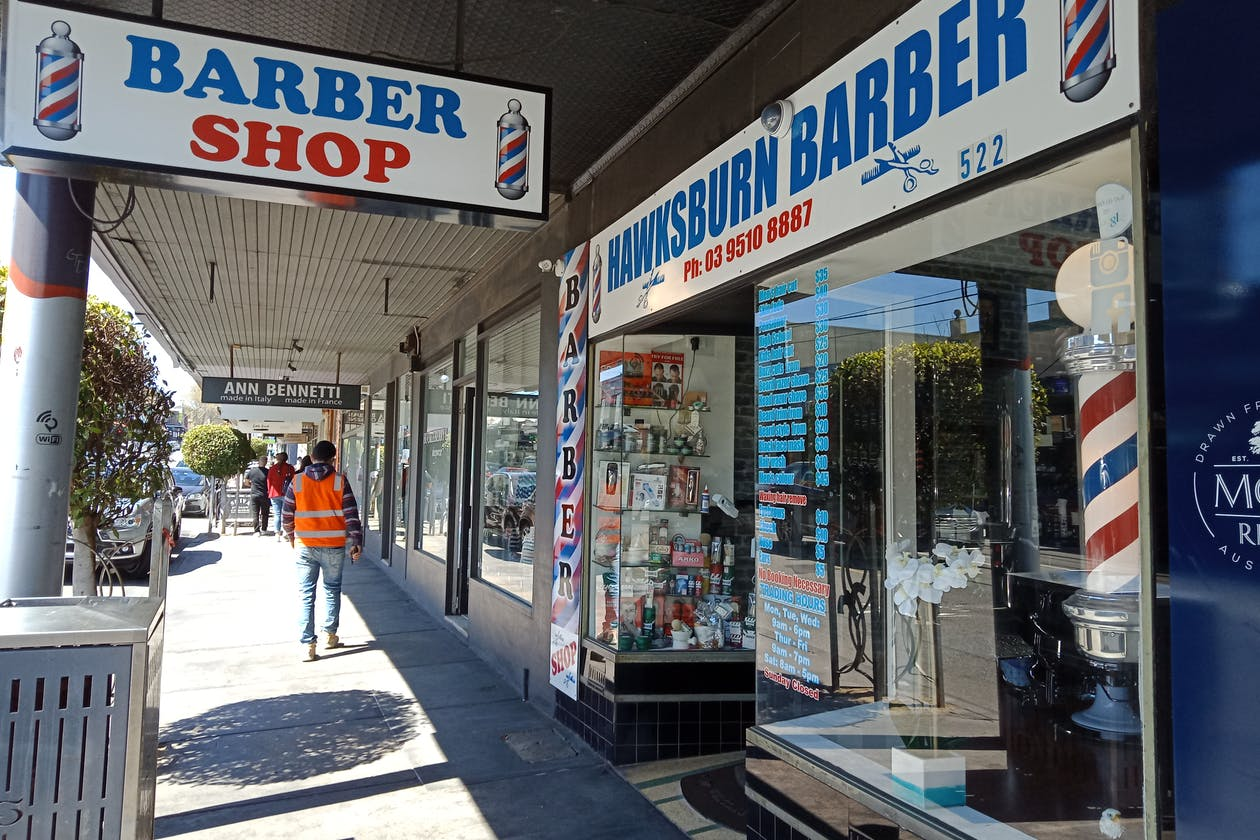 Hawksburn Barbers