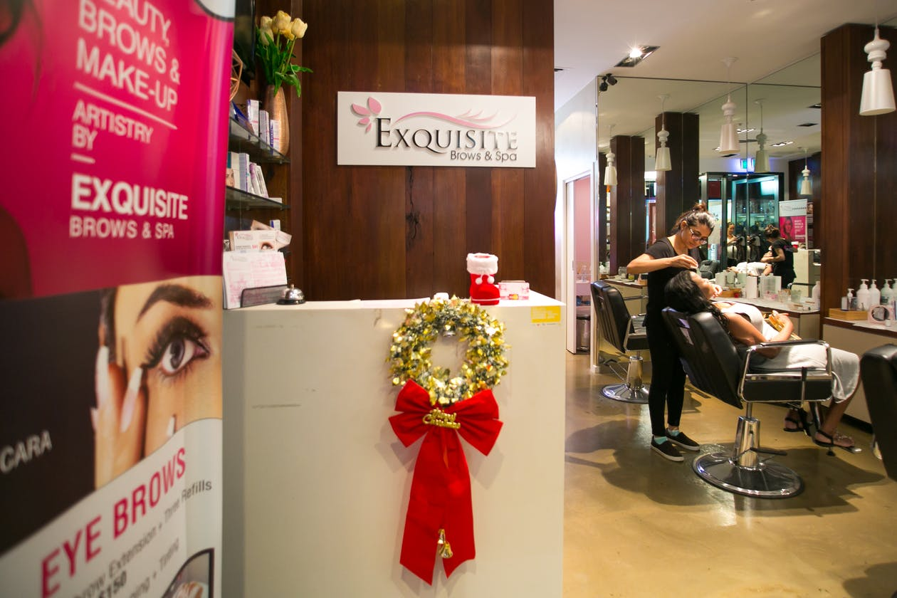 Exquisite Brows and Spa Melbourne Central image 2