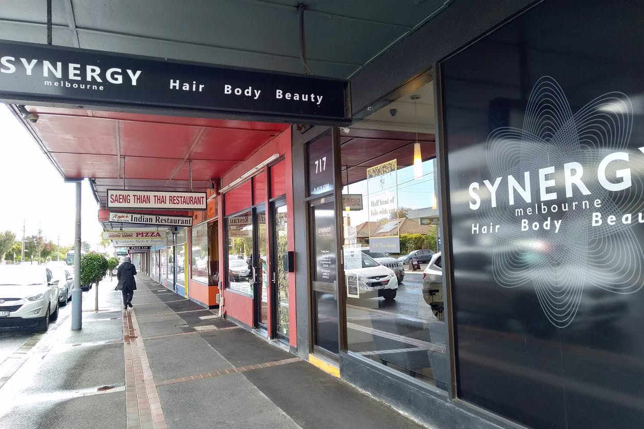 Synergy Hair Melbourne
