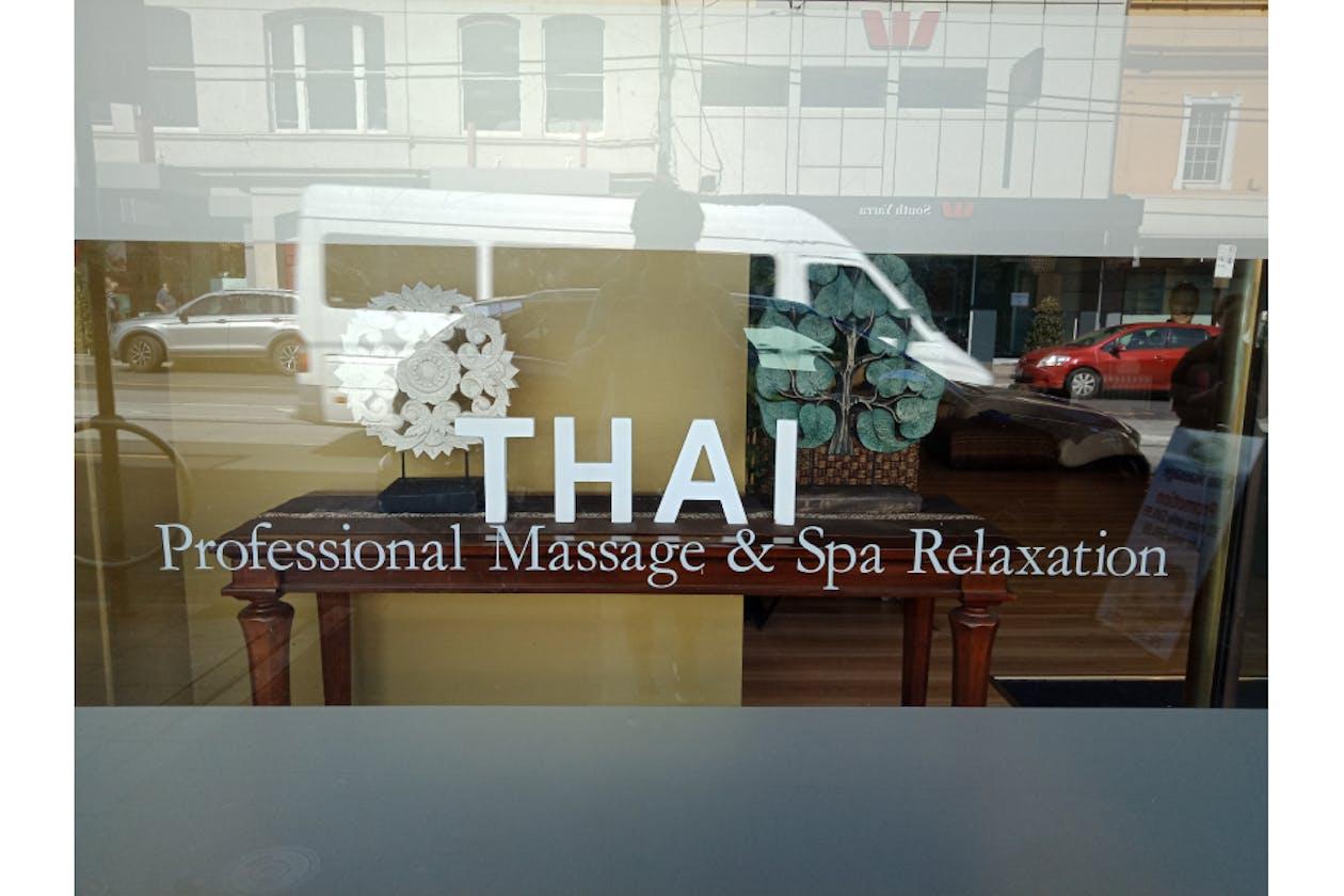 Healthy Thai Massage - South Yarra image 5
