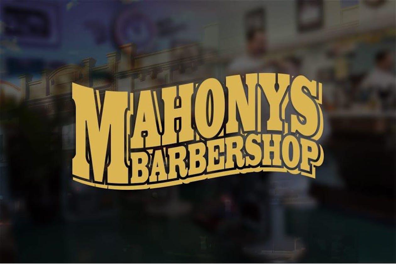 Mahonys Barbershop