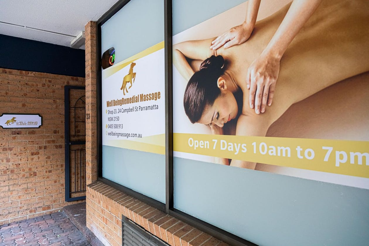 Wellbeing Remedial Massage image 15