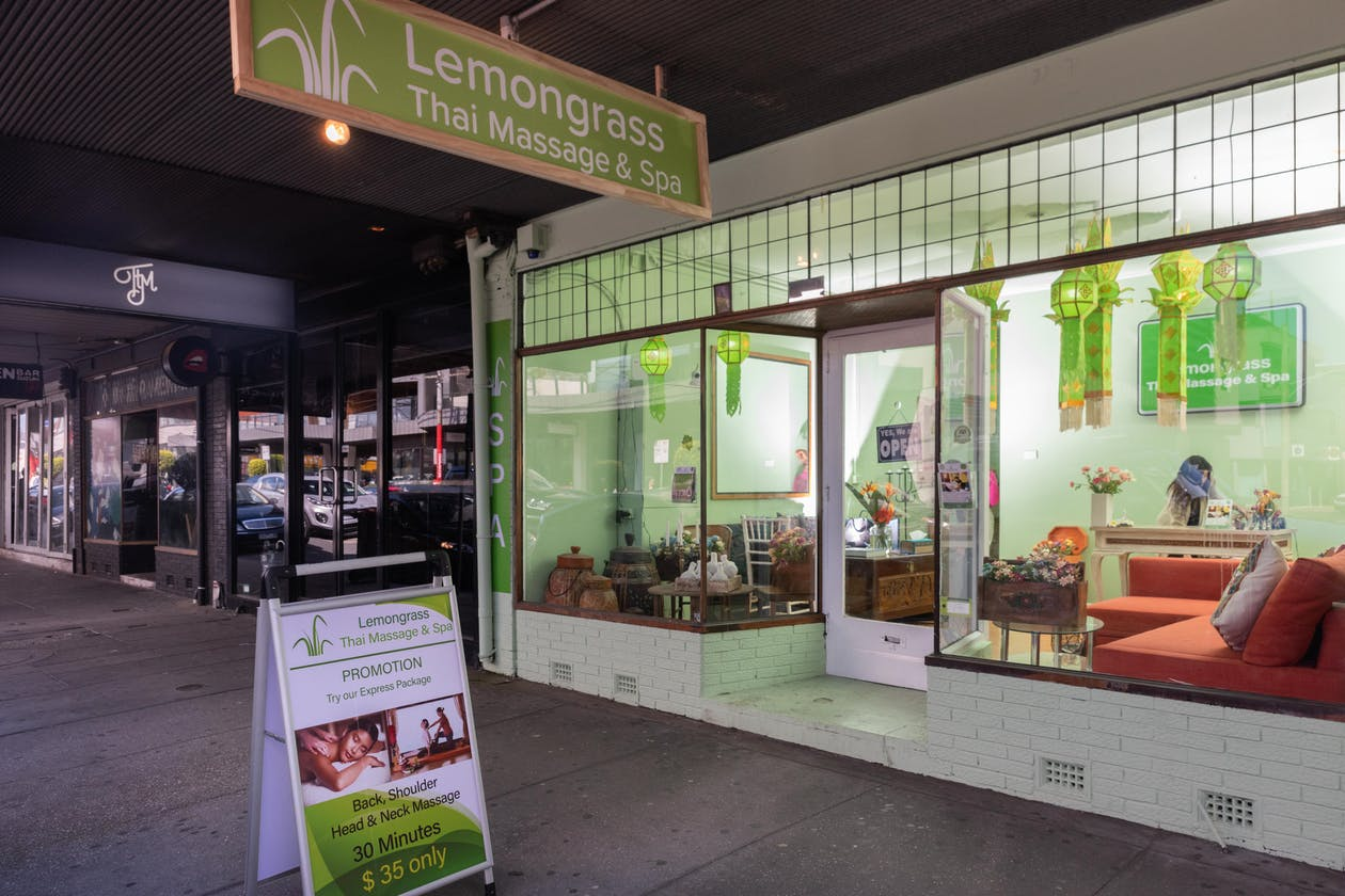 Lemongrass Thai Massage & Spa - South Melbourne