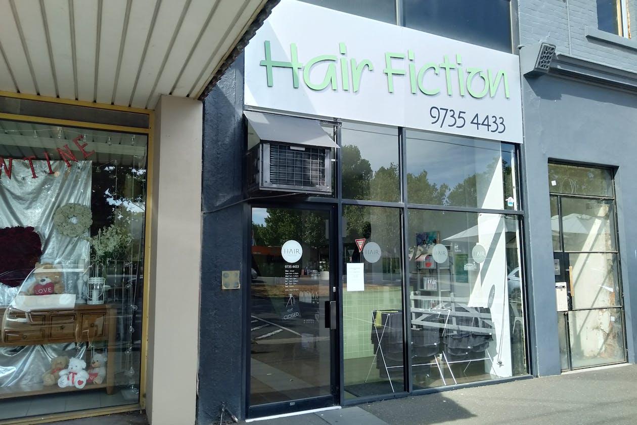 Hair Fiction