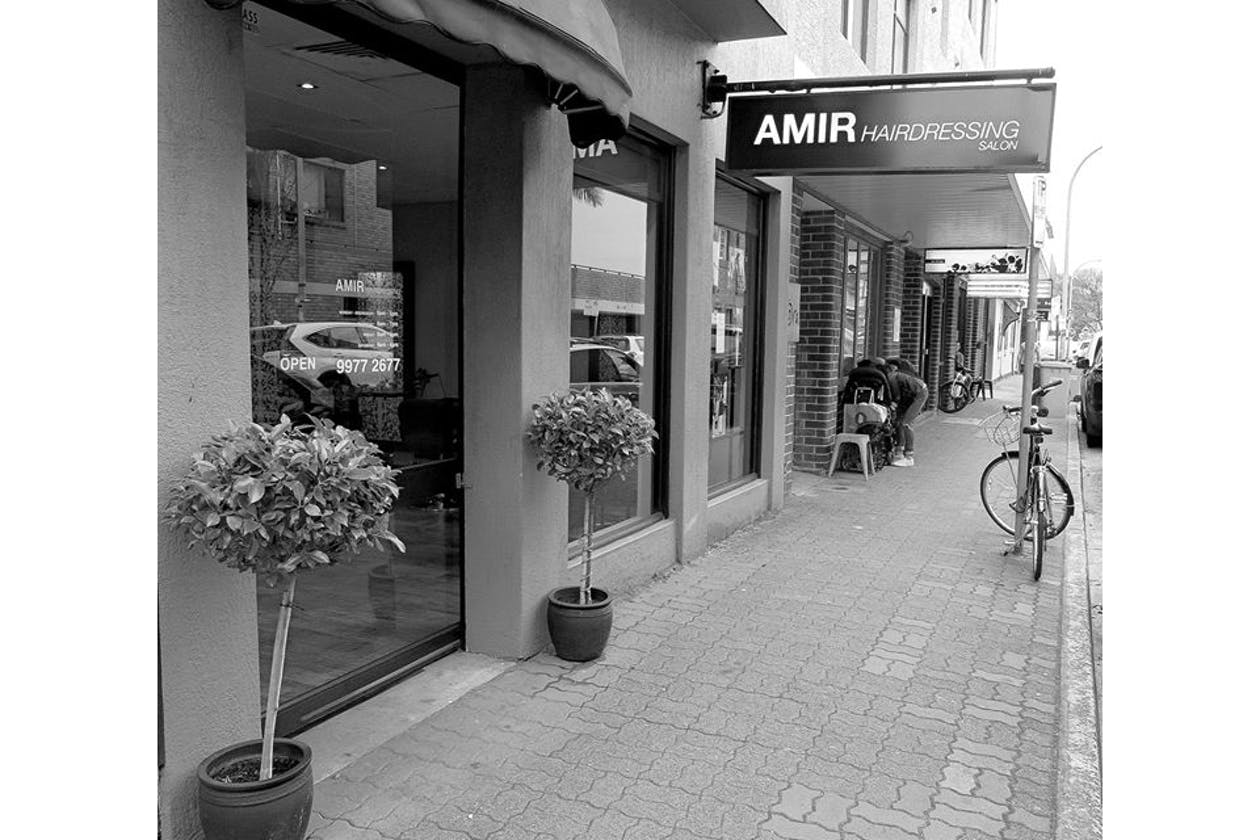 Amir Hairdressing Salon
