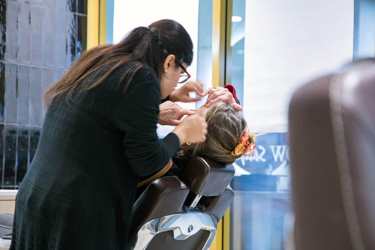 Eyebrow Shape Threading & Waxing - Rundle Mall Myer image 6