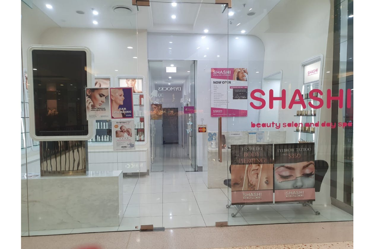 Shashi Beauty Salon & Day Spa - Burwood