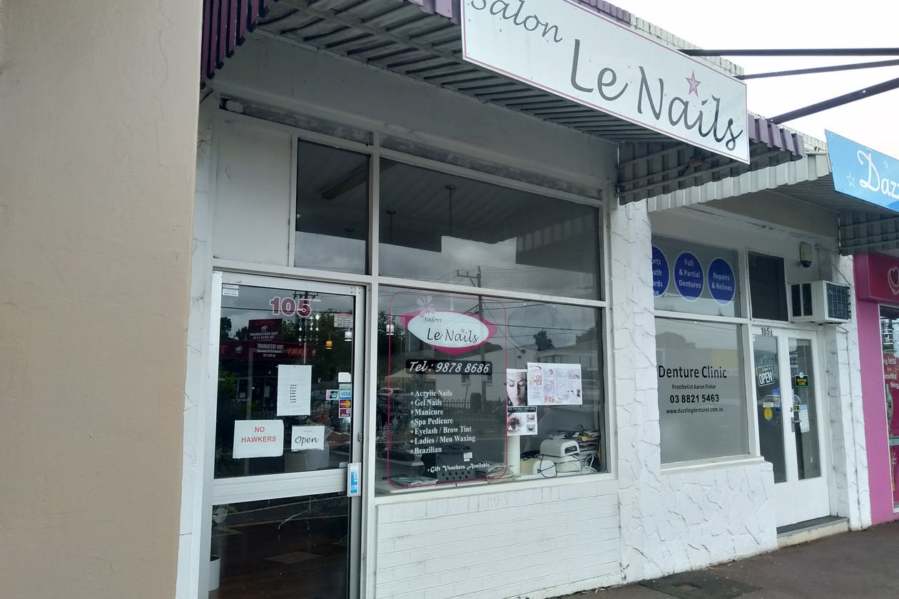 Salon Le Nails