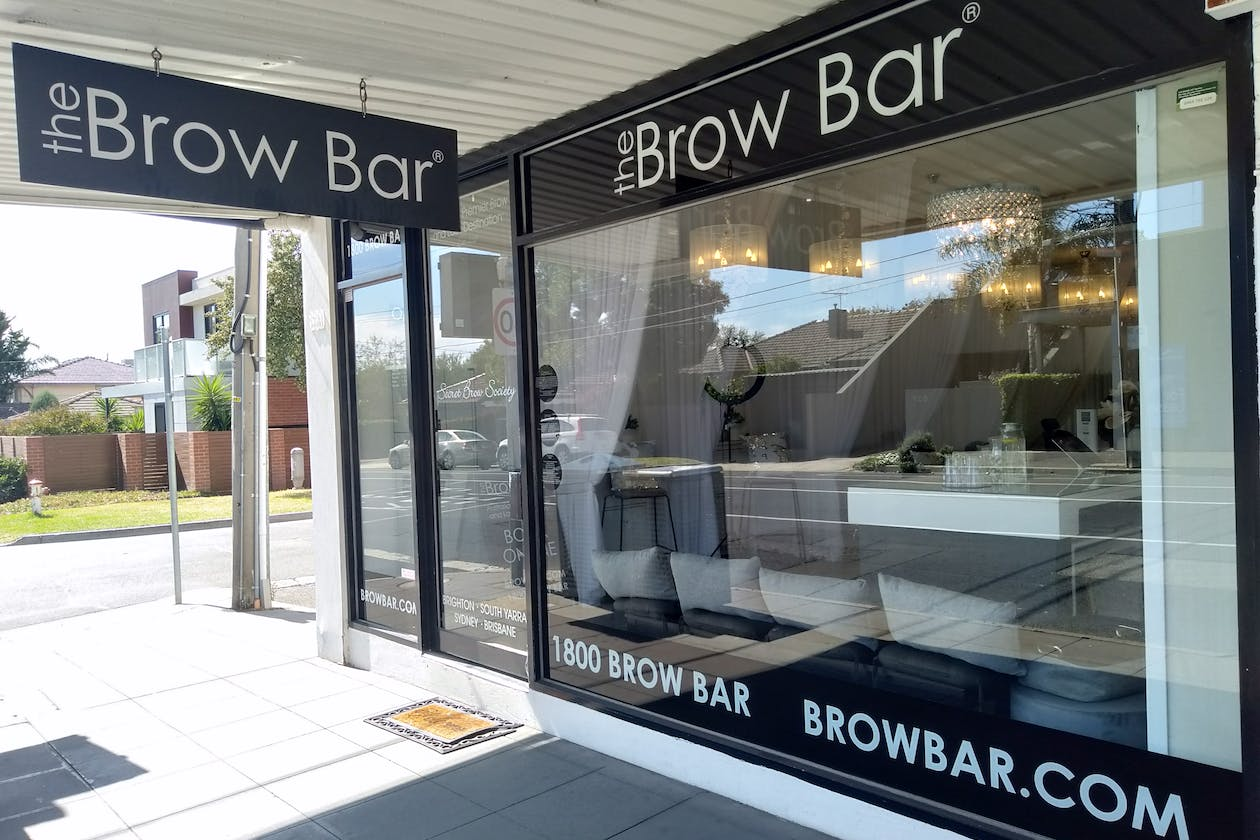 The Brow Bar - Brighton