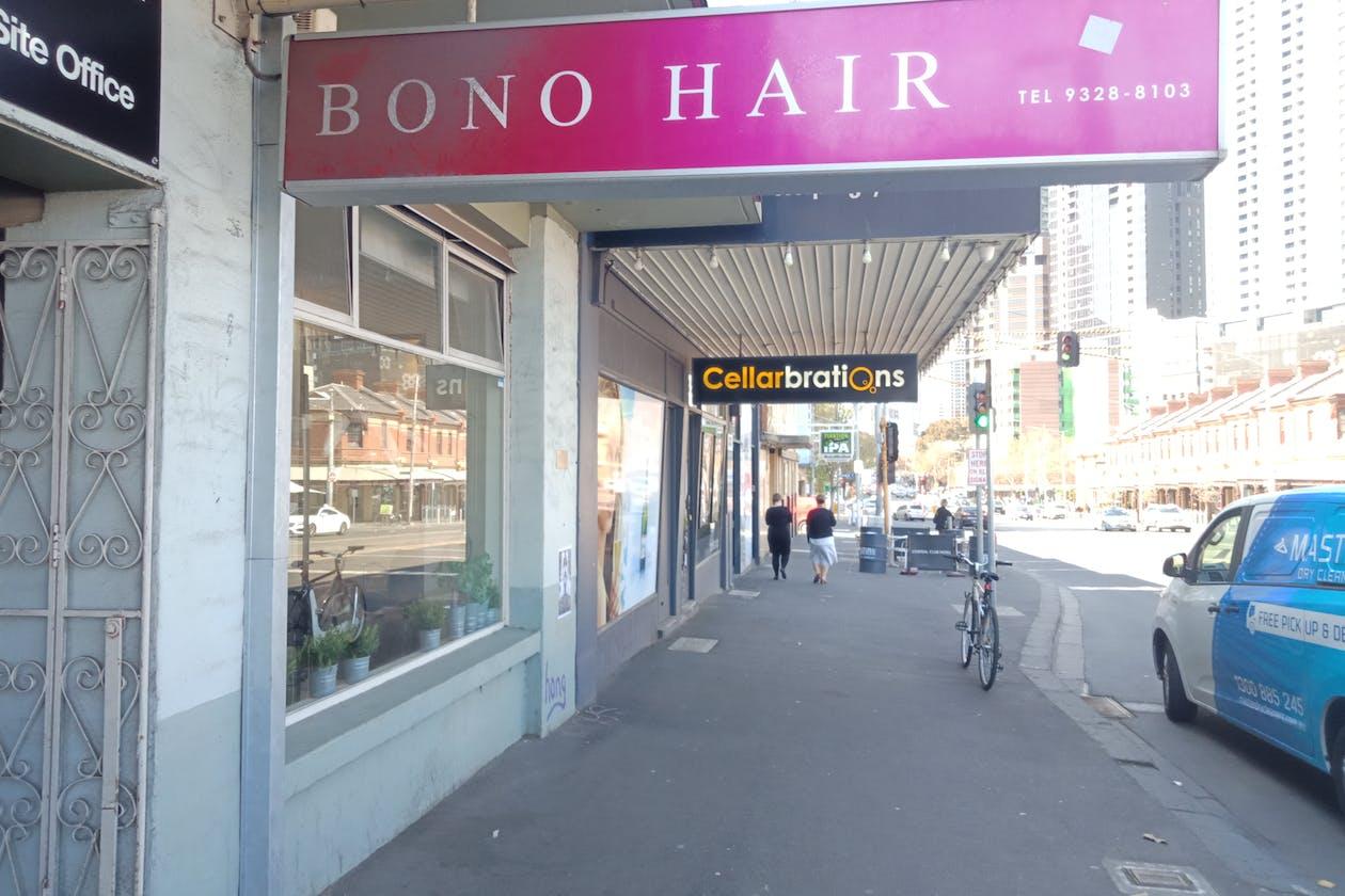 Bono Hair