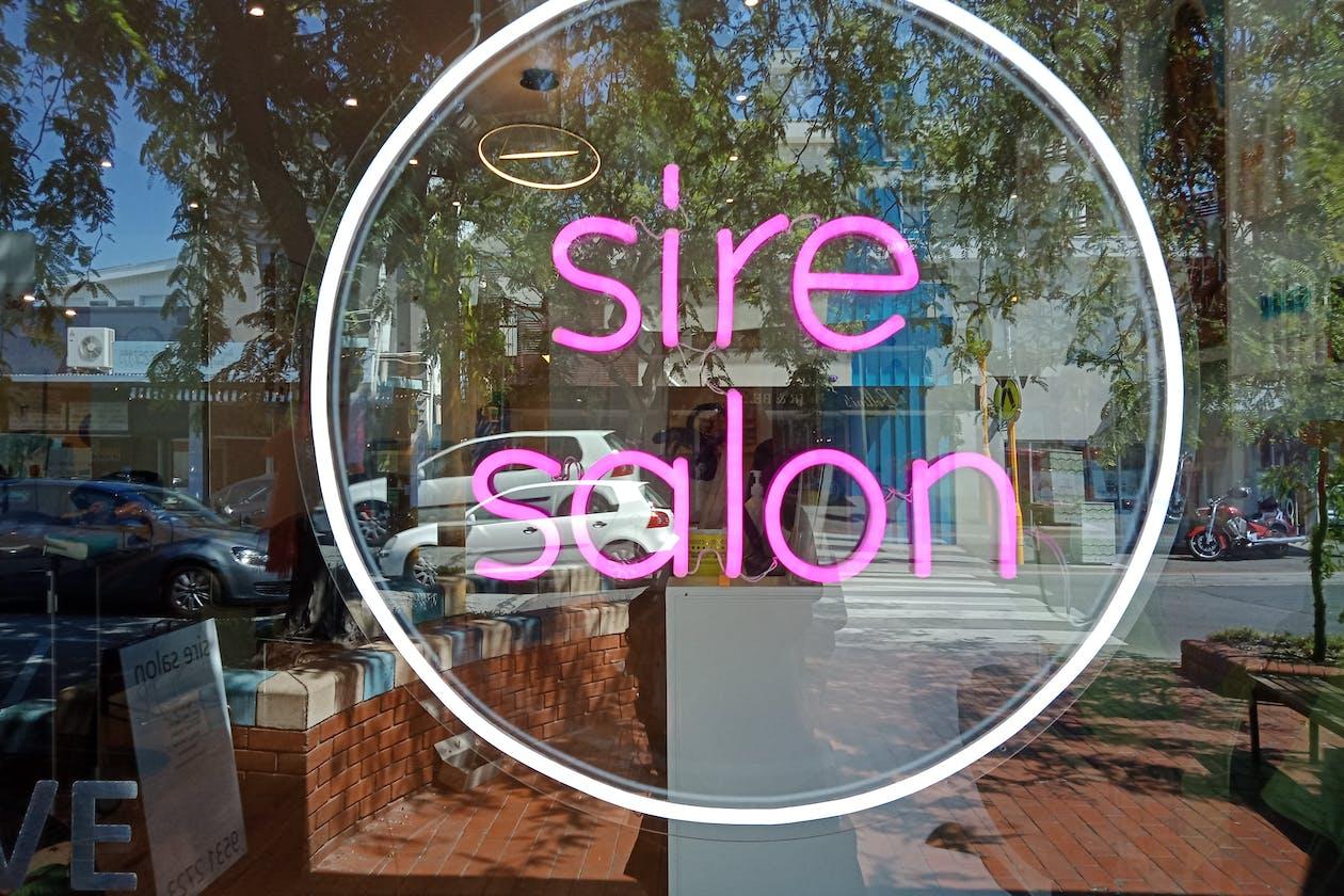 Sire Salon by Tony Perri