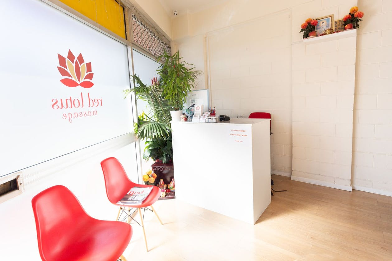 Red Lotus Massage - Brighton