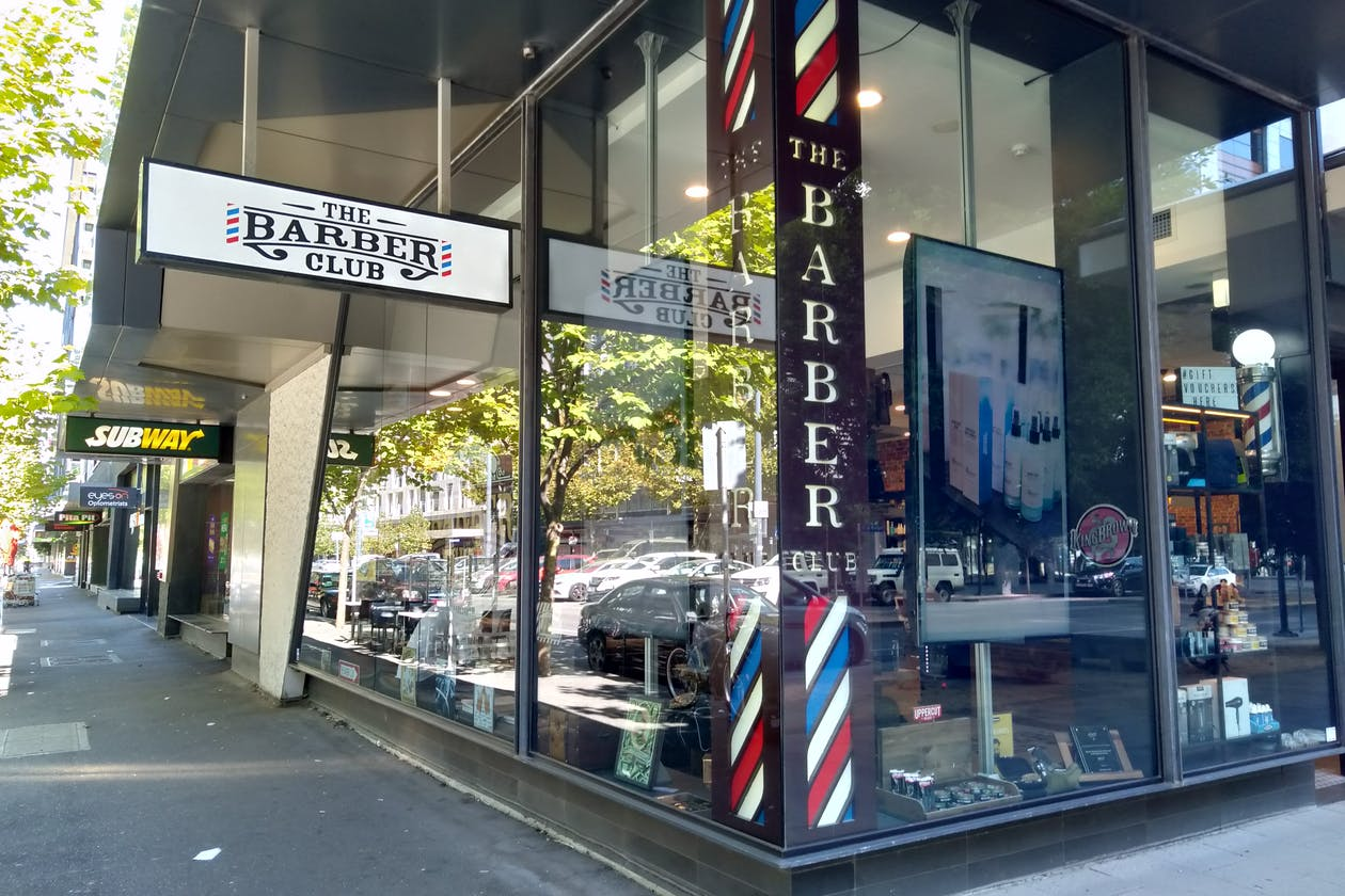 The Barber Club - Docklands