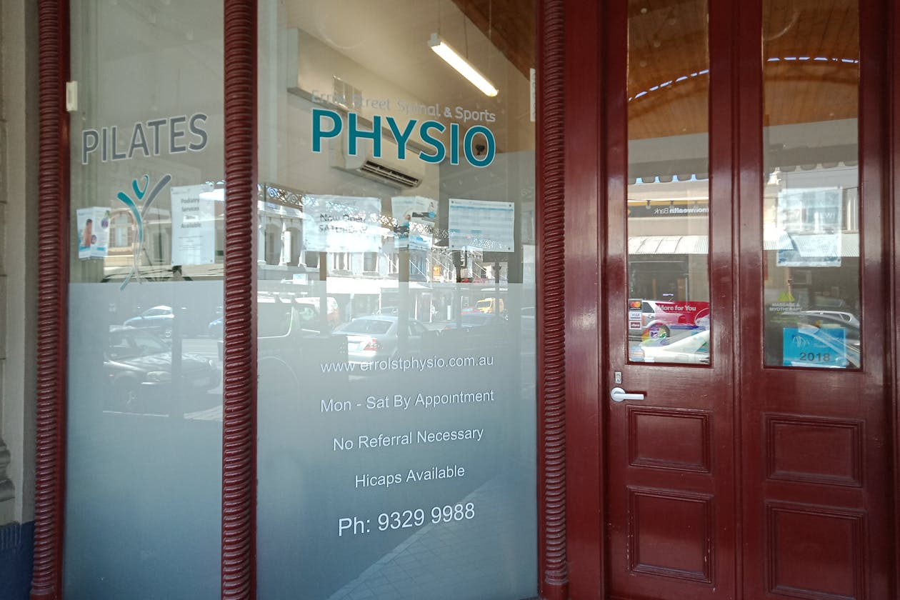 Errol Street Spinal and Sports Physiotherapy image 2