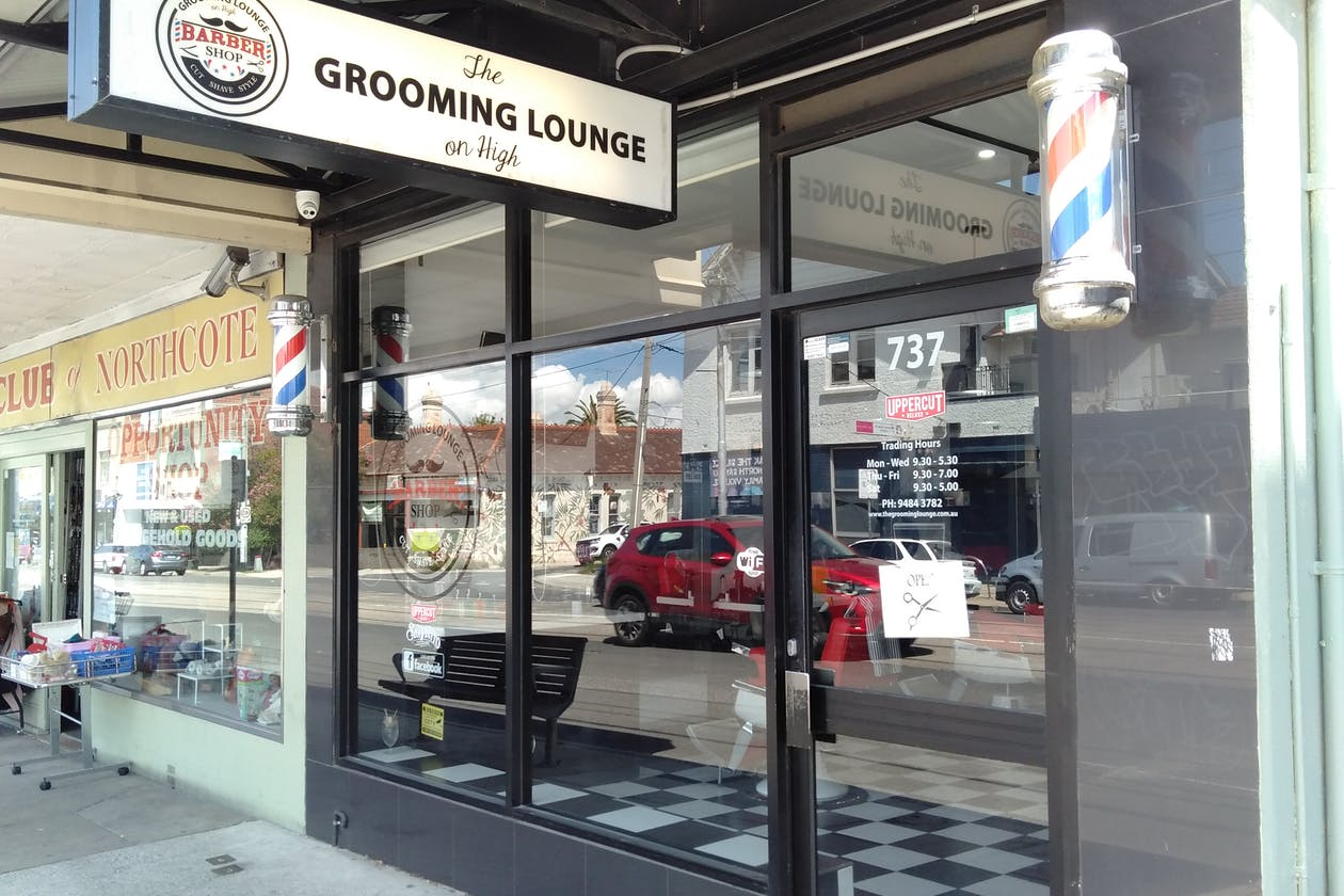 The Grooming Lounge Barber Shop - Thornbury