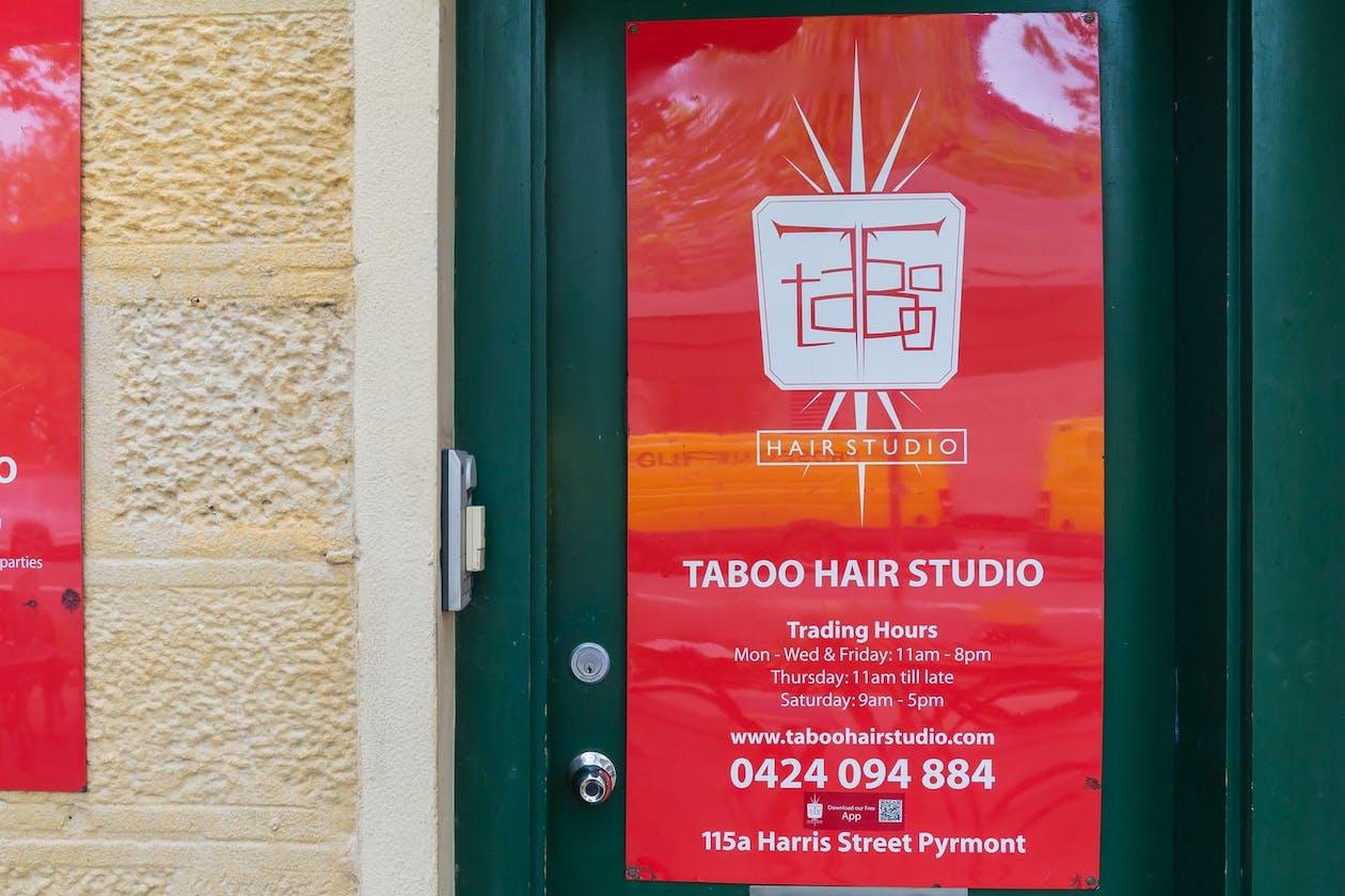 Taboo Hair Studio image 15