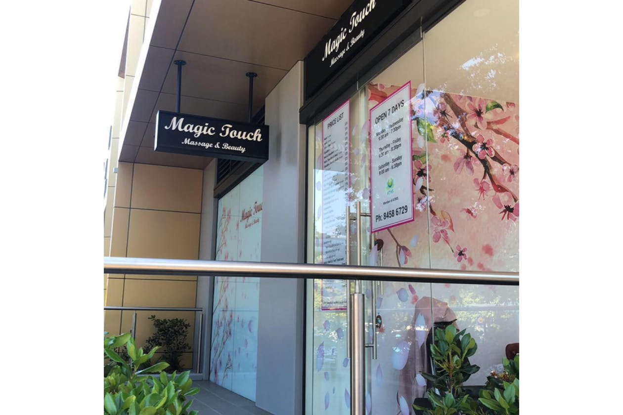 Magic Touch Massage & Beauty