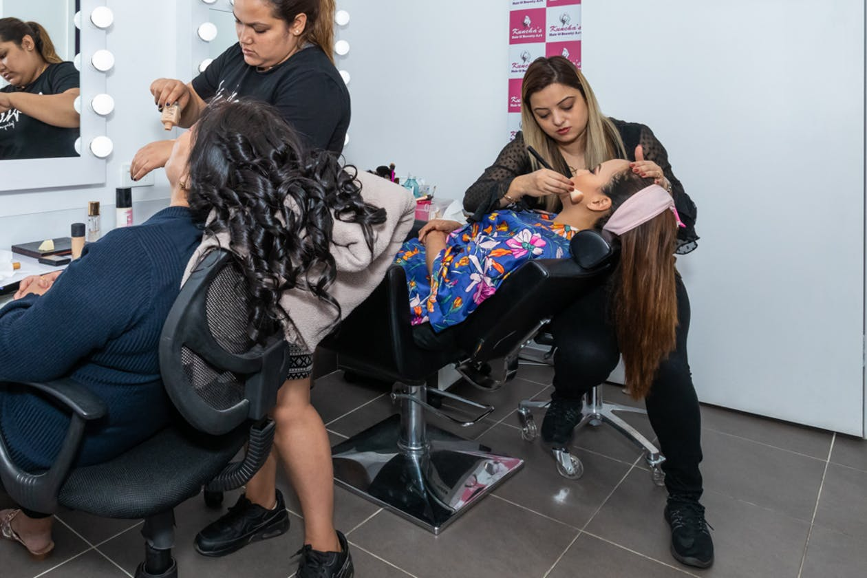 Kuncha's Hair & Beauty Art - Rockdale image 5