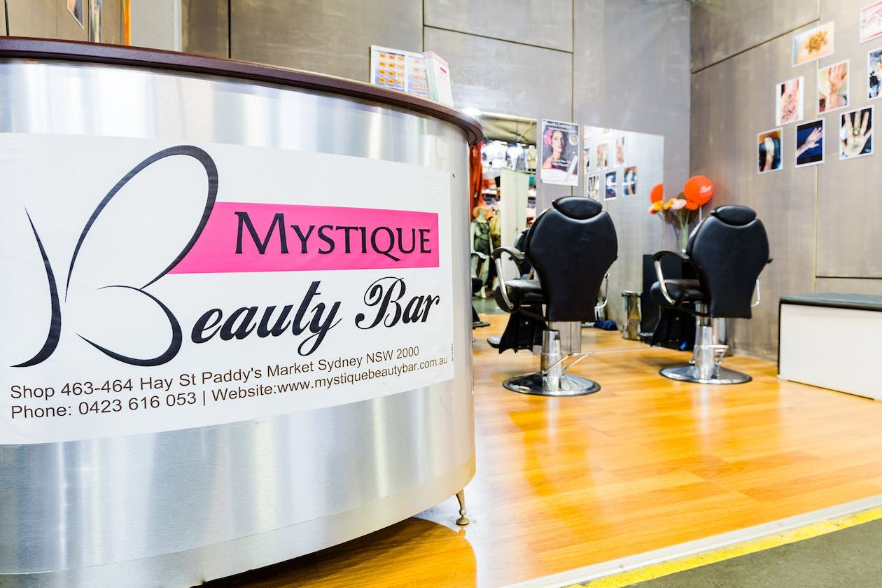 Mystique Beauty Bar
